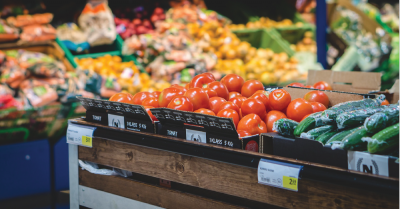 Where Does Grocery Store Produce Come From?