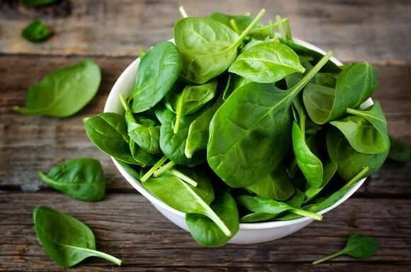 Time for Spinach