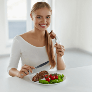 How You Can Feel Good by Eating Local and  Healthy